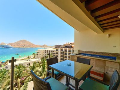 Photo for Christmas in Cabo Mexico On The Beach! Cabo Villas.