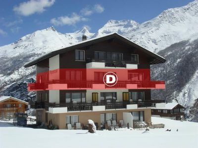 Photo for Apartment Alpenrose in Saas-Fee - 10 persons, 4 bedrooms