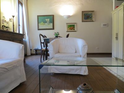 Photo for Spacious and comfortable apartment in a central and characteristic area