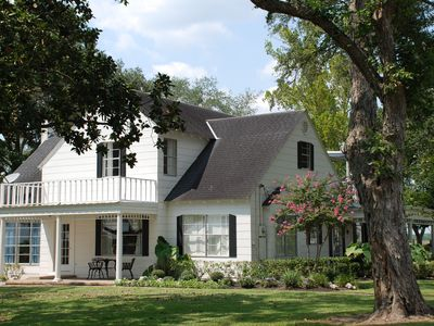 Photo for Social Distance on a Texas Ranch, Pet Friendly