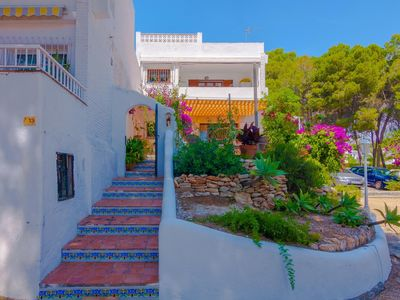 Photo for ANETO, Bungalow in Moraira, 200 m from the sea