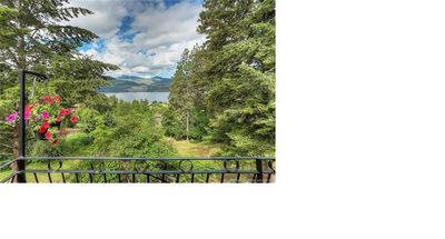Photo for Private 2 bed 2 bath flat driveway parking for boat lake view