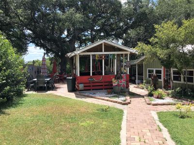 Photo for Down The Guadalupe From New Braunfels & 3 Hours From TX Coast! Private-On Water!
