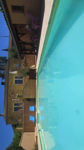 Photo for 3km from the medieval city of Sarlat, SWIMMING POOL, TV and free WIFI
