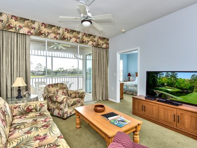 Photo for Stylish Condo Located in Tropical Oasis of Naples; Resort Style Pool and Hot Tub