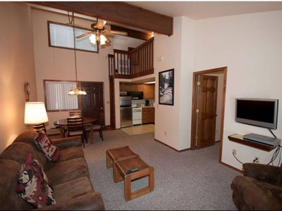 Photo for Family Friendly- Sleeps 6 - 1 Private Room & Ladder Accessible Loft