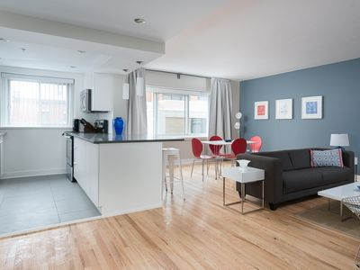 Photo for Colorful 1BR in Downtown Montreal by Sonder