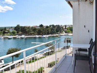Photo for Apartment Rainbow 1 with sea view and close to the beach