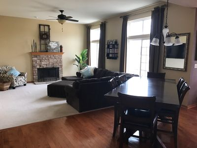 Photo for U.S. OPEN 2017 RENTAL 4BR (13 Miles from Erin Hills Golf Course)