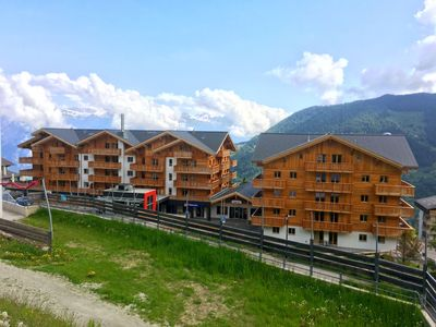 Photo for Apartment T-Resorts in La Tzoumaz - 6 persons, 2 bedrooms