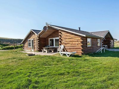 Photo for Rustic Holiday Home in Harboøre with swimming pool
