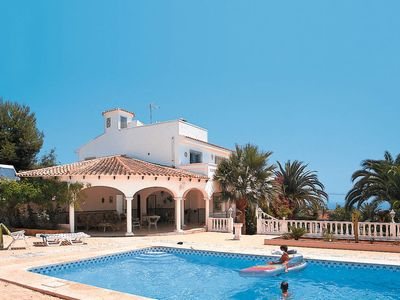 Photo for Vacation home Tipo 8 (ATE115) in Altea - 8 persons, 4 bedrooms