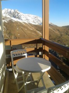 Photo for St Lary Pla d'Adet, comfortable apartment, balcony, beautiful view, Pla d'Adet