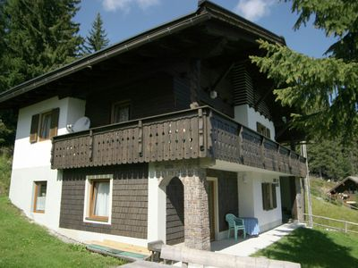 Photo for Holidayhouse in a pleasant area in Nassfeld with views of the mountains.