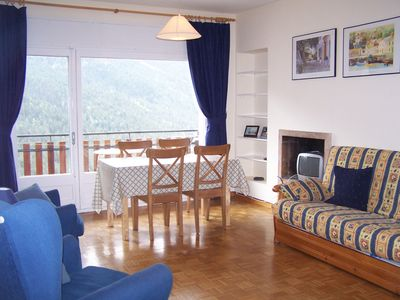 Photo for SOLDEU CENTRE 2 ROOMS WITH VIEWS OF SKIING