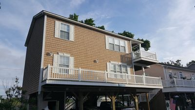 Photo for 4 BR 4 BA, 2 KITCHENS, 2 LIVING ROOMS, CLEANING —-SAT. TO SAT. RENTAL ONLY