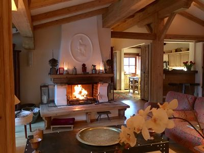 Photo for Kitzbühel, Austria, World-renowned Ski-Resort 4 BR Condo