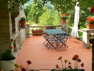 Photo for Il Palazzetto, Gubbio - Ideal For Those Who, Far From Noise, Want To Unwind