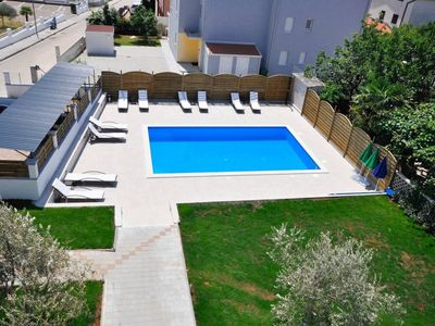 Photo for Holiday apartment mit Poolnutzung