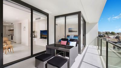Photo for 405 PINE TREE, TERRIGAL - BRAND NEW APARTMENT, 250m TO BEACH & SHOPS, WIFI