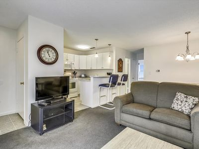 Photo for One Building Away from the Beach in Mid-Town OC (68th St)!