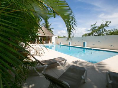 Photo for 1BR Apartment Vacation Rental in playa del carmen