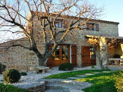 Photo for Holiday house Vaison la Romaine for 2 persons with 1 bedroom - Holiday house