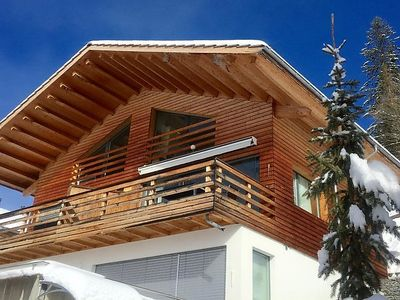 Photo for Apartment Chalet Weitblick  in Lenk, Bernese Oberland - 4 persons, 1 bedroom