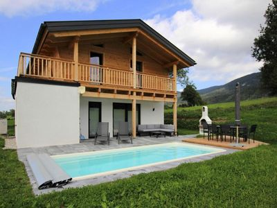 Photo for Chalet Gamsknogel, Inzell  in Chiemgau - 8 persons, 3 bedrooms