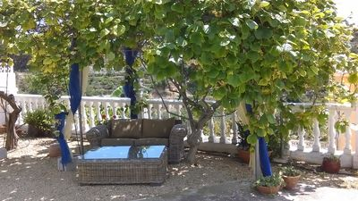 Photo for Apartment in Country House Pool WiFi, UK plus multi national TV