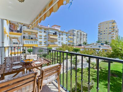 Photo for Charming Apartment On the Beach with Terrace, Beautiful Views & Wi-Fi