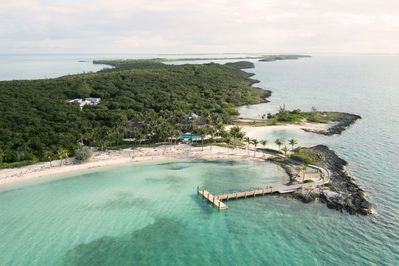 Private Island - The stillness of the Caribbean waves, with no one in sight. The private spa and wellness center. The intimate villas on the sand. If this isn't the definition of relaxation, we're not sure what is.