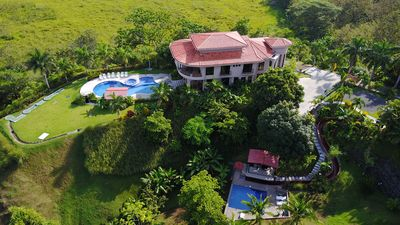 Photo for Casa Ponte 2 - Ultra Luxury 9-BR  Luxury Party Villa w/ 2 pools & Water Slide!