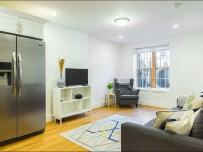 Photo for Modern Brooklyn Brownstone Oasis - Private Apartment