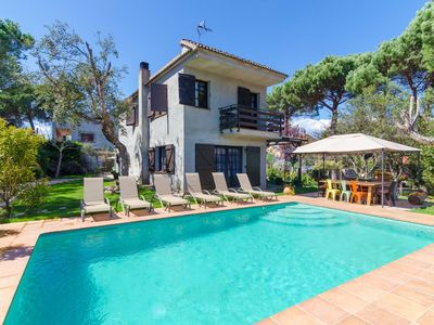 Photo for Club Villamar - Nice and cozy villa with private pool, located in a quiet area, a perfect place t...