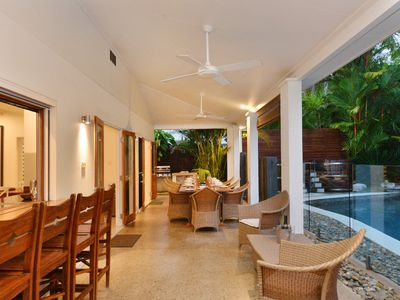Photo for 9 Solander Blvd - 4 Bedroom House By The Beach