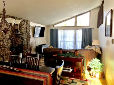 Photo for Luxurious Condo 4BR/3BA in the Heart of East Vail