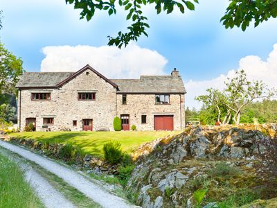 Photo for Stunning Large Holiday Home in Cartmel village, South Lakes