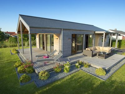 Photo for Exclusive design holiday home made of healthy natural materials with top equipment