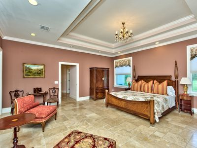 Photo for Suite Queen Palm  in the Knickerbocker Estate Naples - Shared Suite in Estate Home