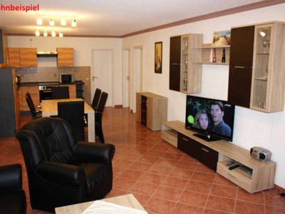 Photo for 3BR Apartment Vacation Rental in Kummerow