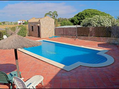 Photo for Apartment with shared pool in complex