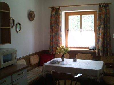 Photo for Apartment / 2 bedrooms / shower, WC - Hirschbichler, apartment