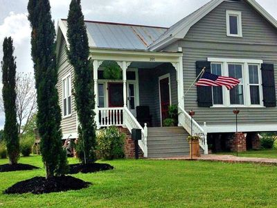 Nineteenth Century Cajun Home with Great Charm and Modern Amenities!
