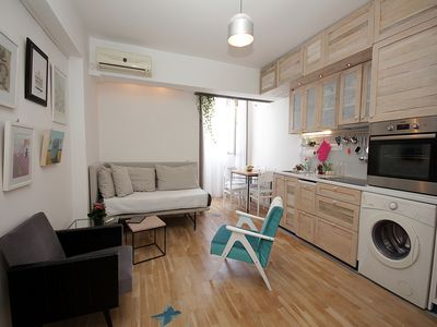 Photo for 1Bedroom apartment in the city centre RUX DE LUXE