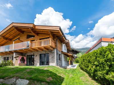 Photo for Luxurious chalet near Zell am See and Kaprun with private spa