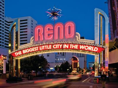Photo for Reno ... the birthplace of Nevada gambling!