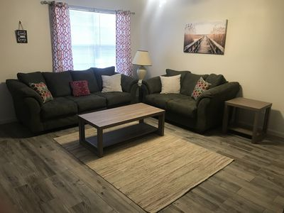 Photo for Quaint condo with the convenience of the Gulf Coast