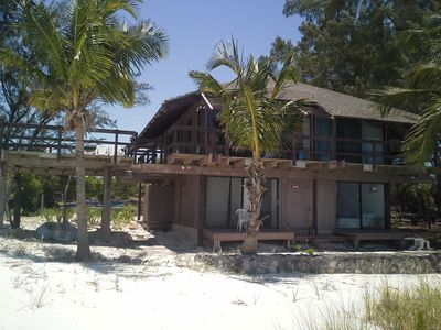 Photo for Bahamas Great Harbour Cay Bone House