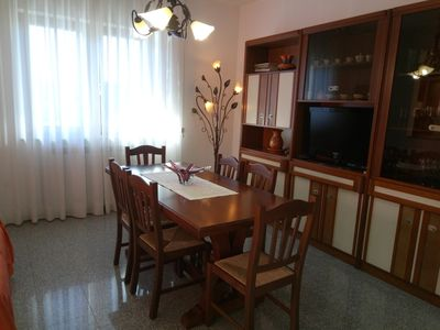 Photo for APARTMENT WITH 3 DOUBLE BEDROOMS, ROOM, KITCHEN, AND BATHROOM.